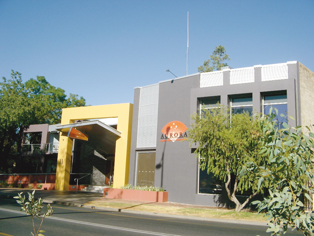 Aurora Alice Springs Resort