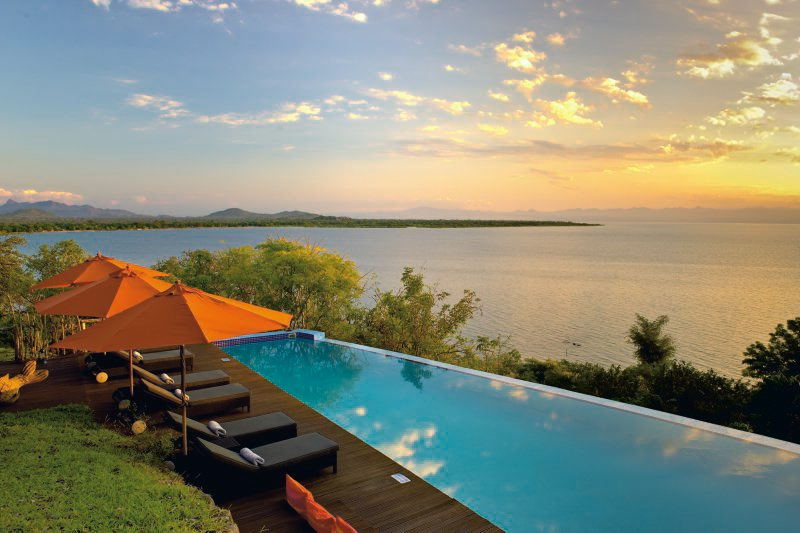 Pumulani Lodge, Malawisee