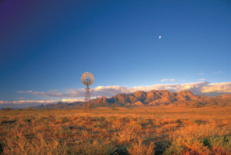 Flinders Ranges in Südaustralien