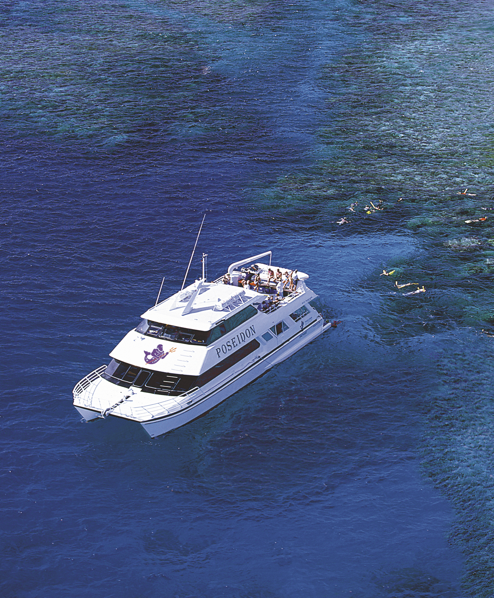 Poseidon am Great Barrier Reef