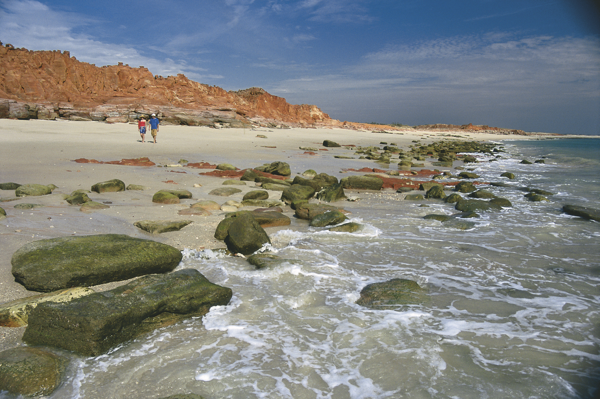 Am Strand vom Cape Leveque