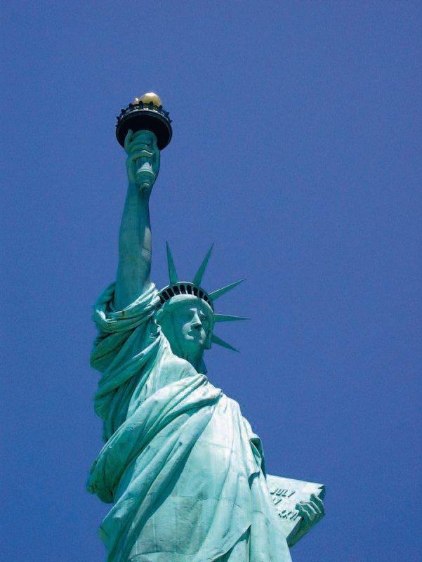 New York, Freiheitstatue