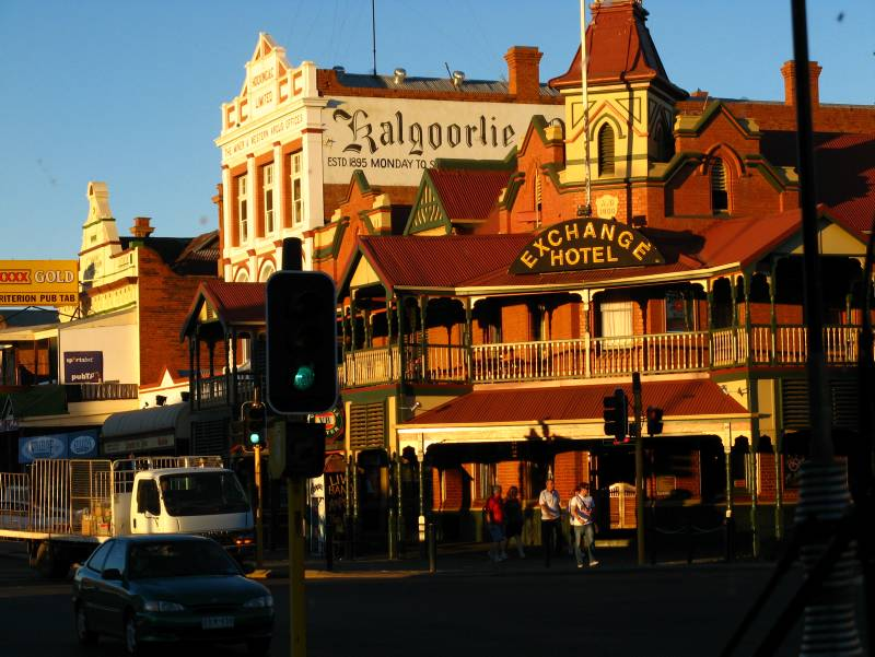 Exchange Hotel in Kalgoorlie