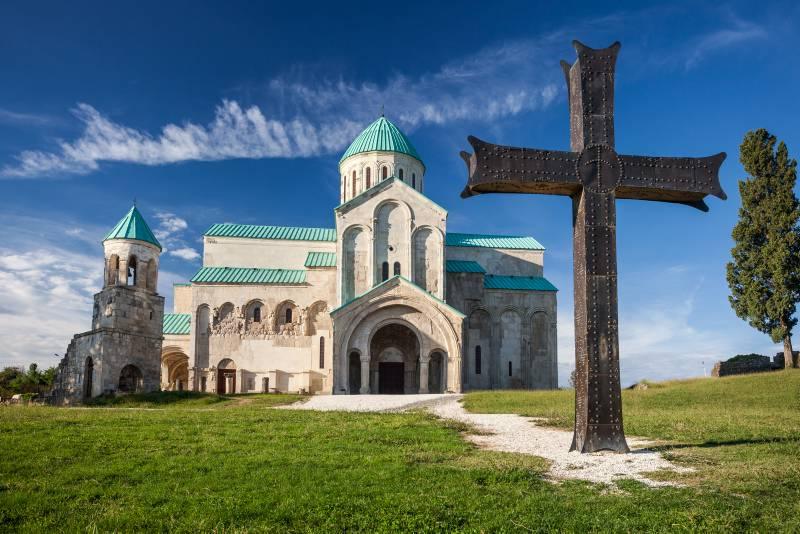 Bagrati Kathedrale in Kutaisi - ©wiktor bubniak - Fotolia