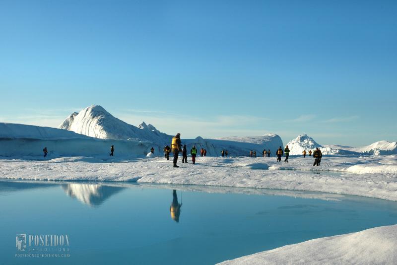 Ausflug zum Gletscher mit Experten - c Poseidon Expeditions
