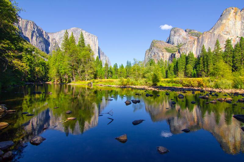Yosemite National Park, Kalifornien, USA