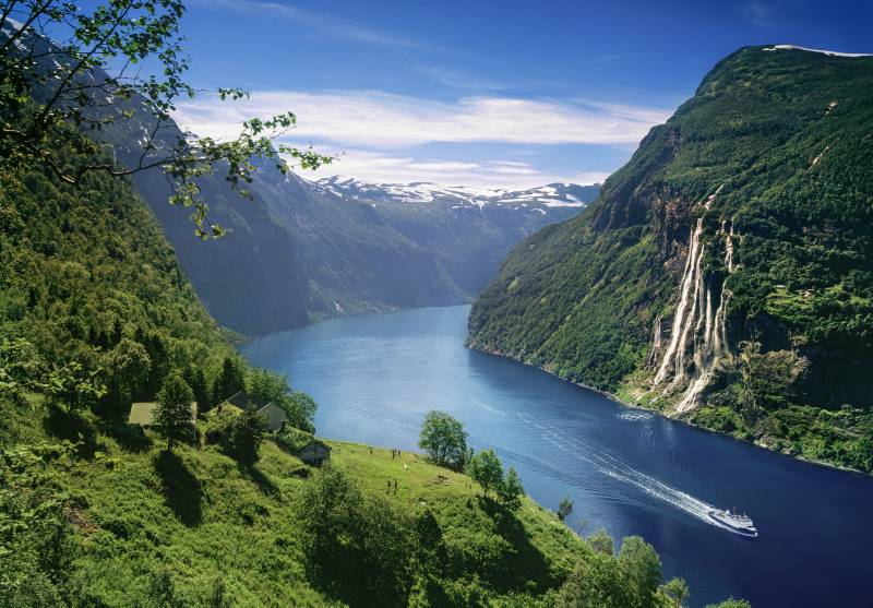 Geirangerfjord ©Innovation Norway - Per Eide - Visitnorway.com