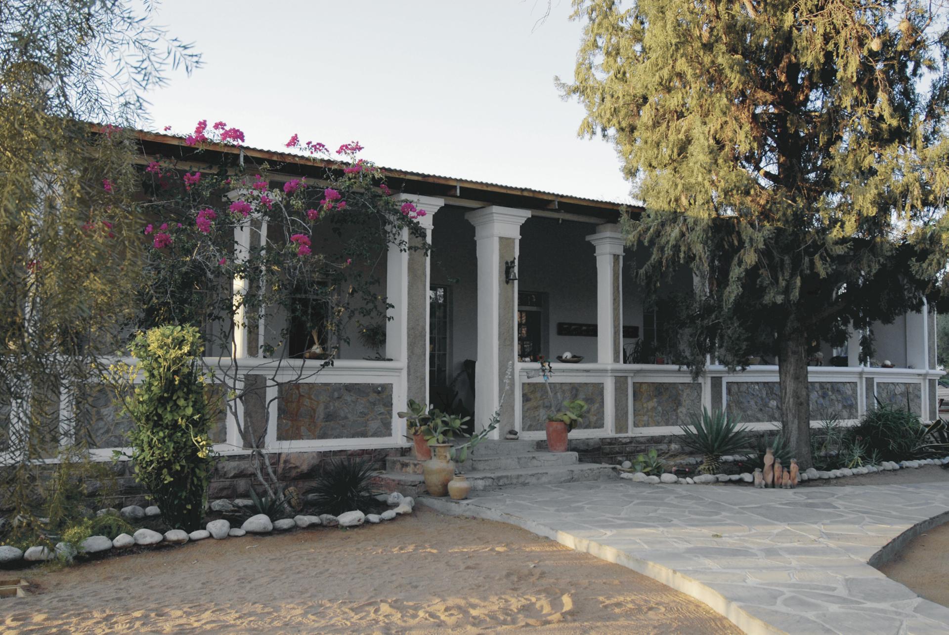 Familiäres Farmhaus Ababis