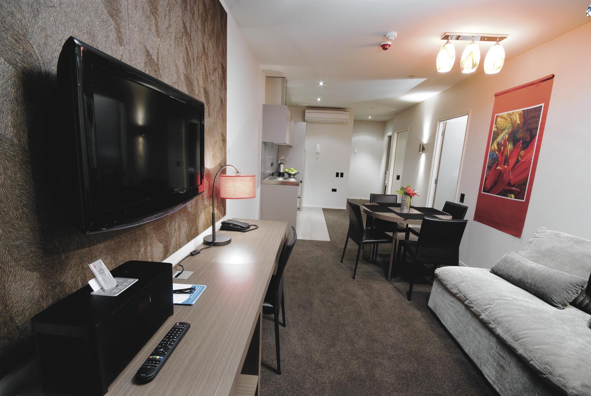 Apartment Wohnzimmer