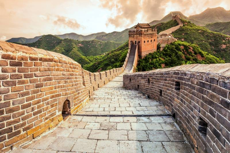 Große Mauer (© zhu difeng / Fotolia)
