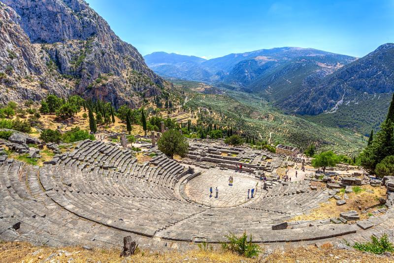 Griechenland_Delphi ©anastasios71 - stock.adobe.com