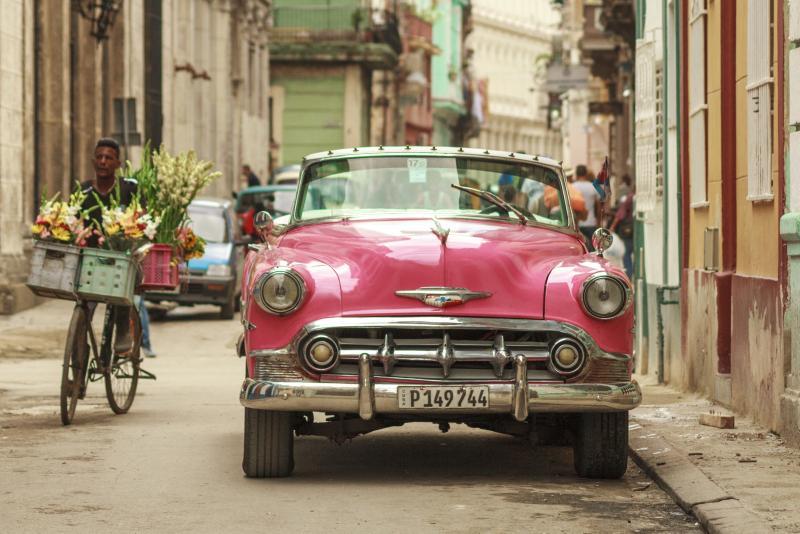 Straßenszene in Havanna (© Caribbean Tours)
