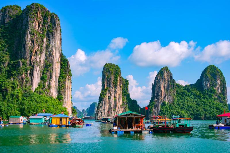 Halong-Bucht Vietnam © Fotolia