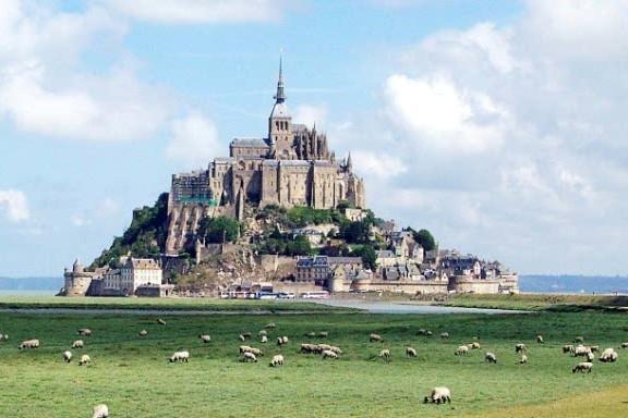 Mont Saint Michel © H.P. Reiser