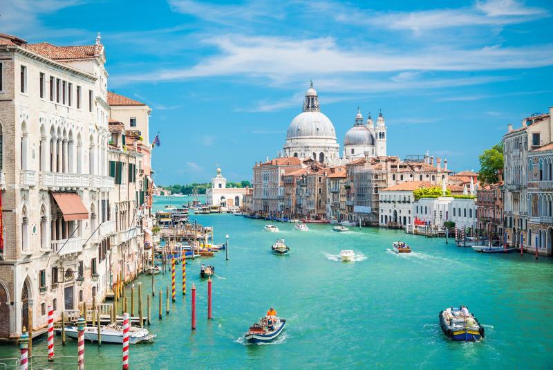 Der Canal Grande in Venedig - ©jotily - stock.adobe.com