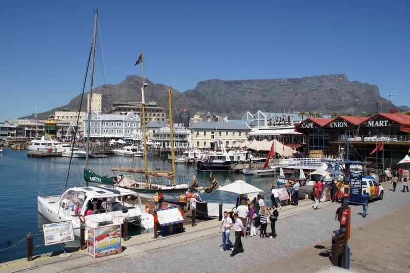 Kapstadt Waterfront, Südafrika