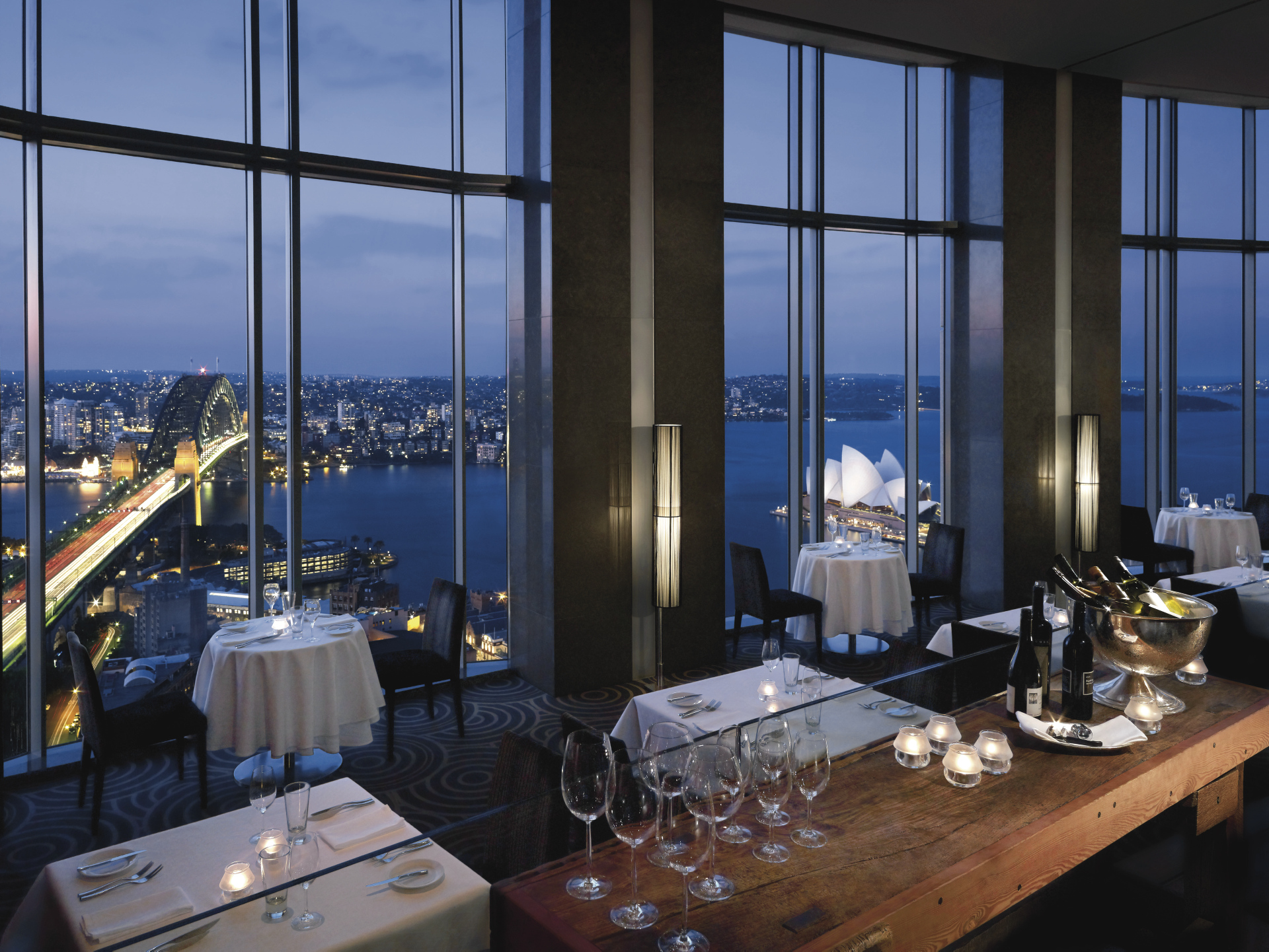Altitude Restaurant im 36. Stock
