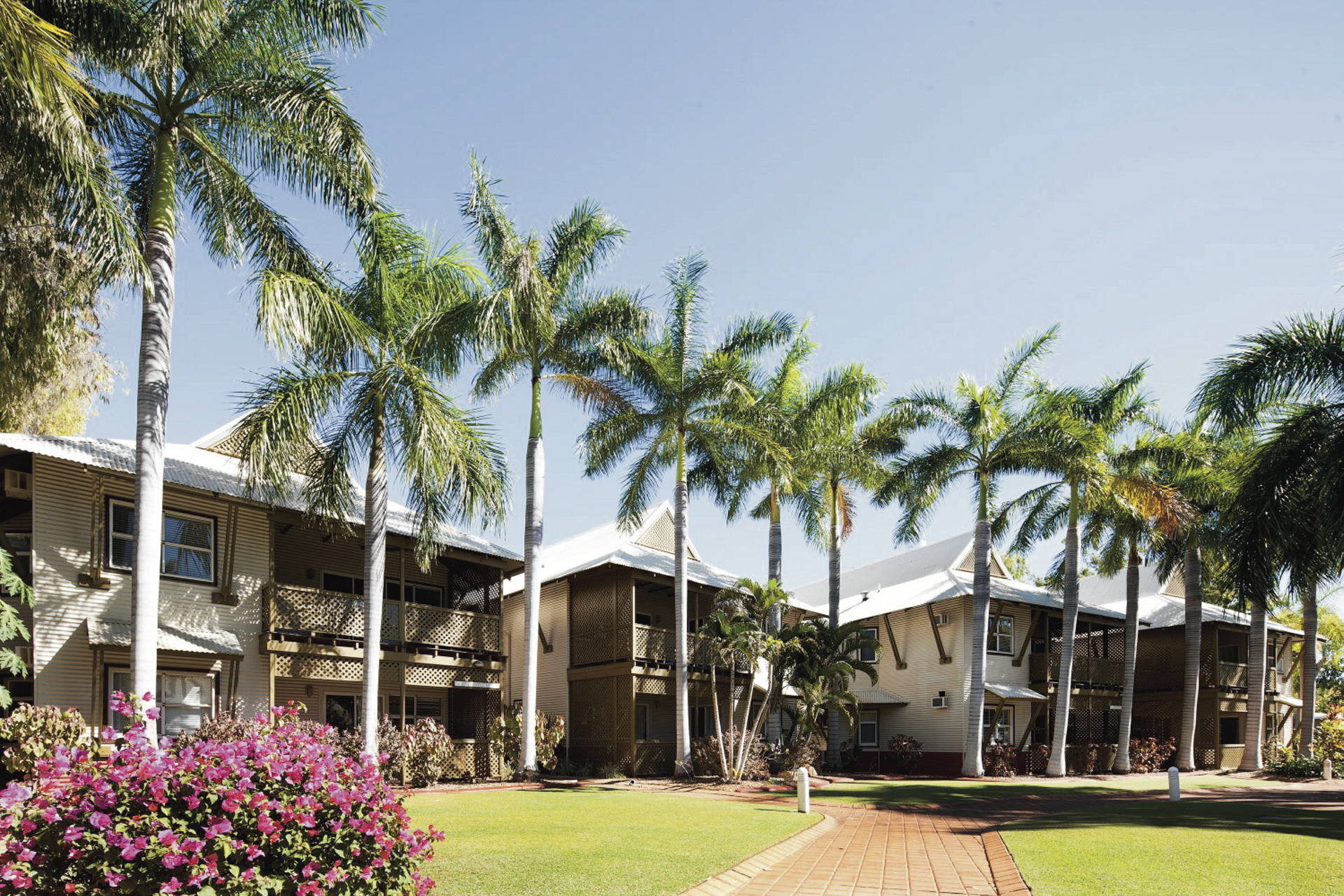 Seashells Resort Broome