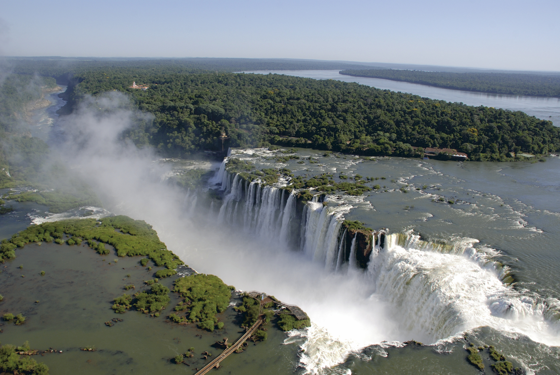 Wasserfälle von Iguazu ©Hotel Das Cataratas