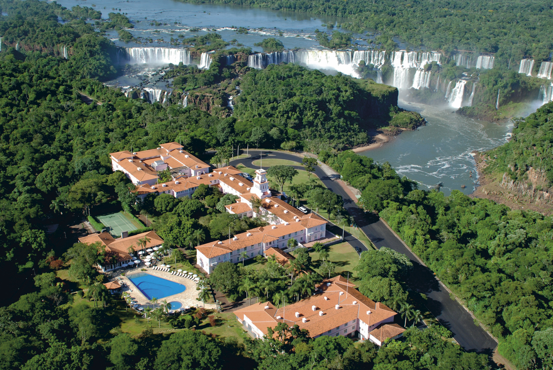 Hotel das Cataratas in Foz do Iguazu ©Hotel Das Cataratas