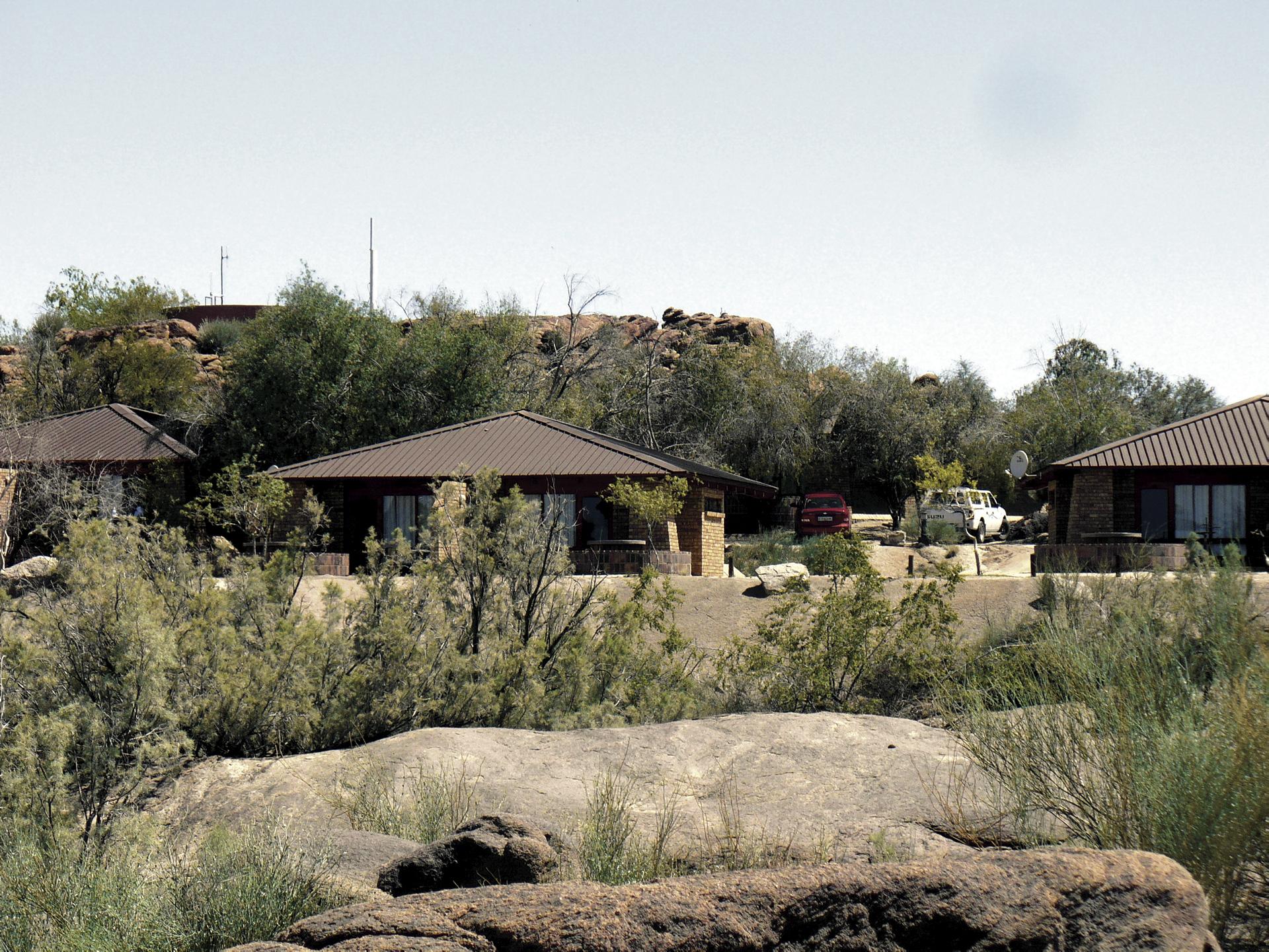 Augrabies Restcamp