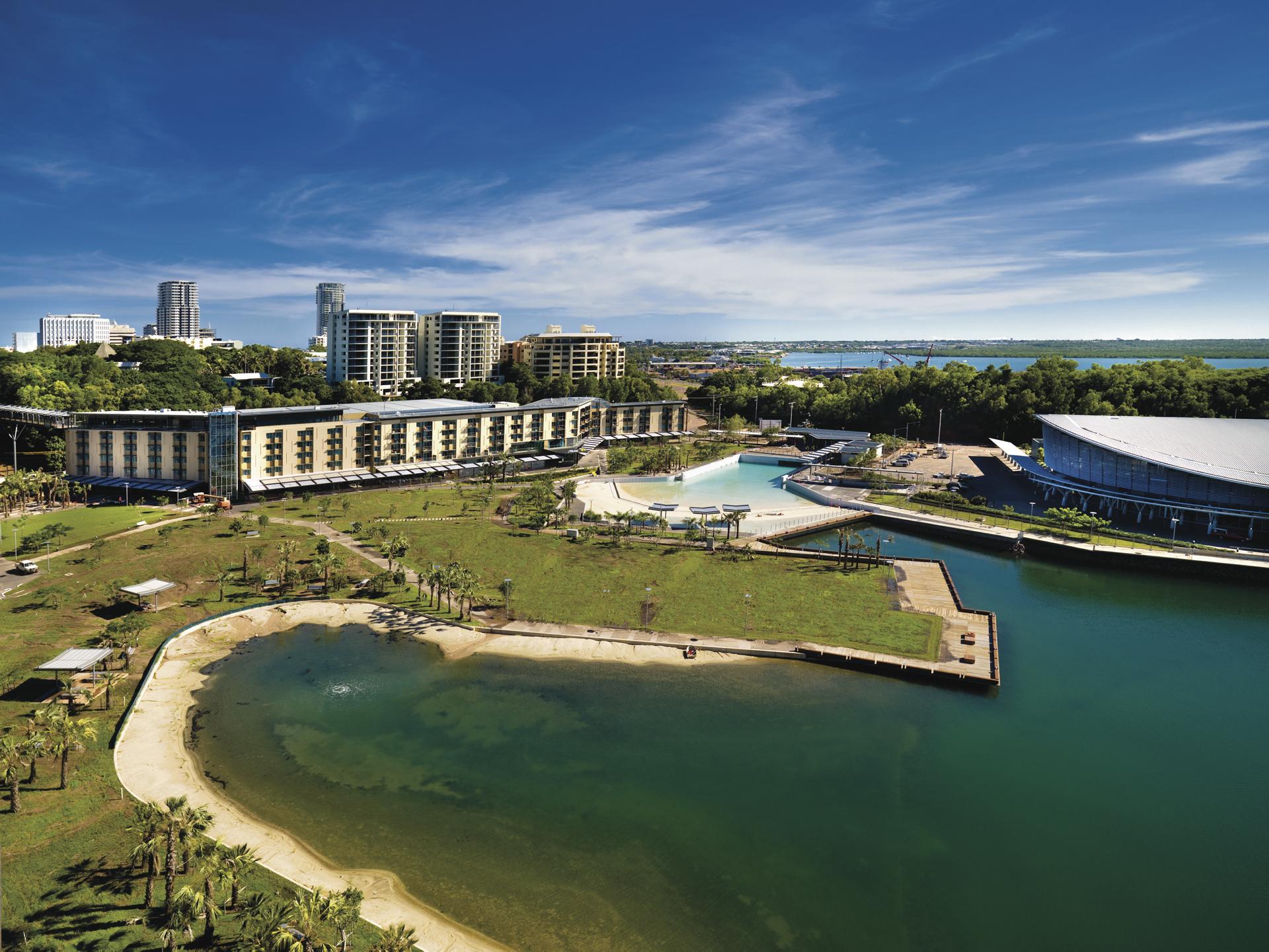 Vibe und Adina Darwin Waterfront