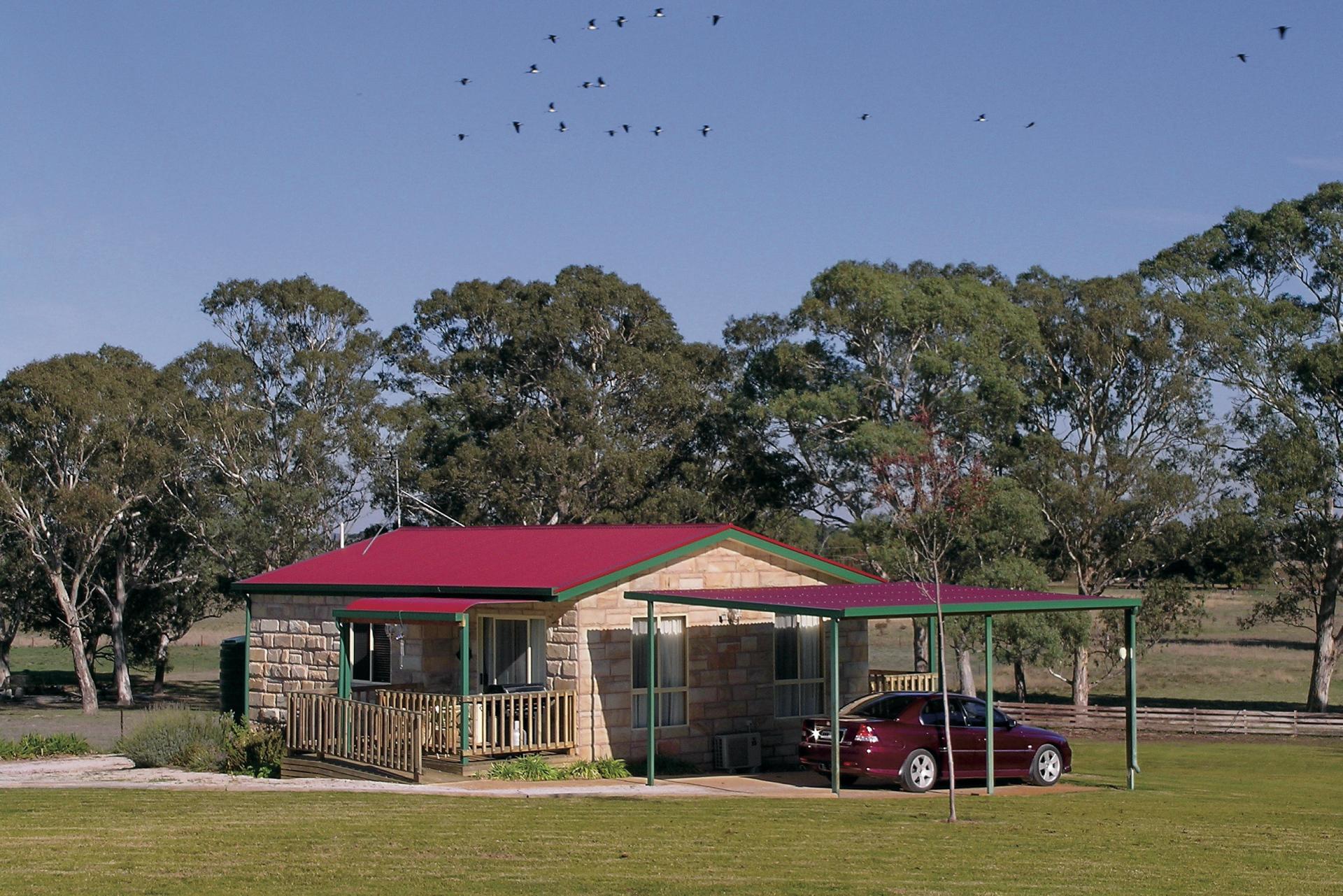 Das Possum Paradise Cottage