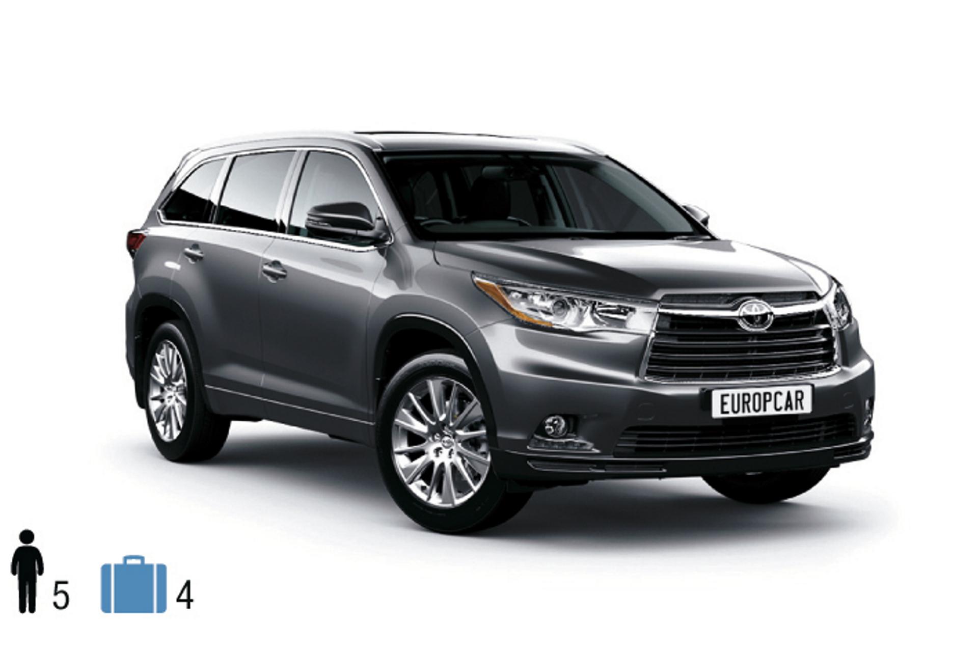 Gruppe SFAR Toyota Kluger o.ä.