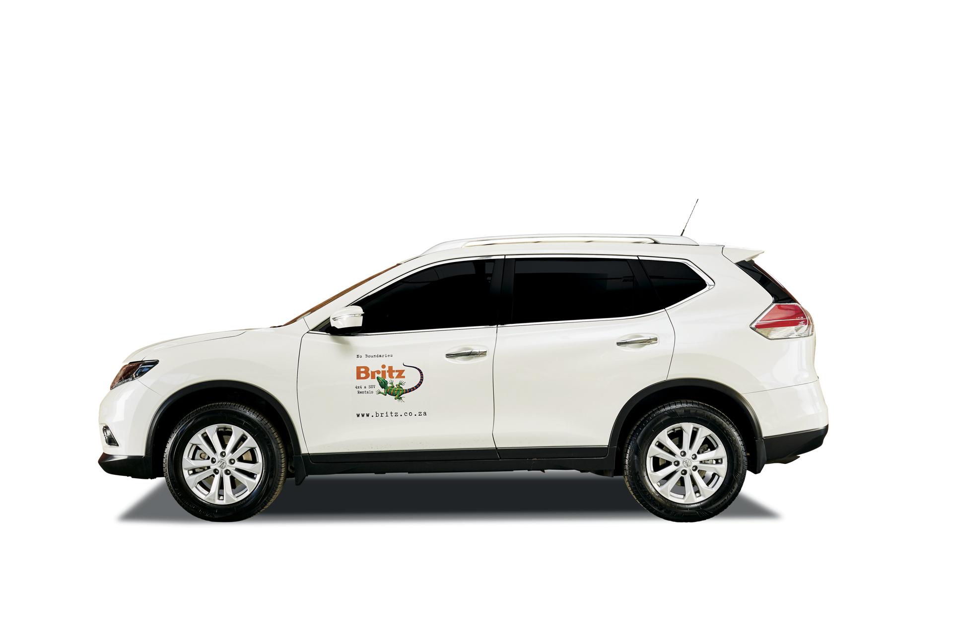 Gruppe BXTA: Nissan XTrail 4x4