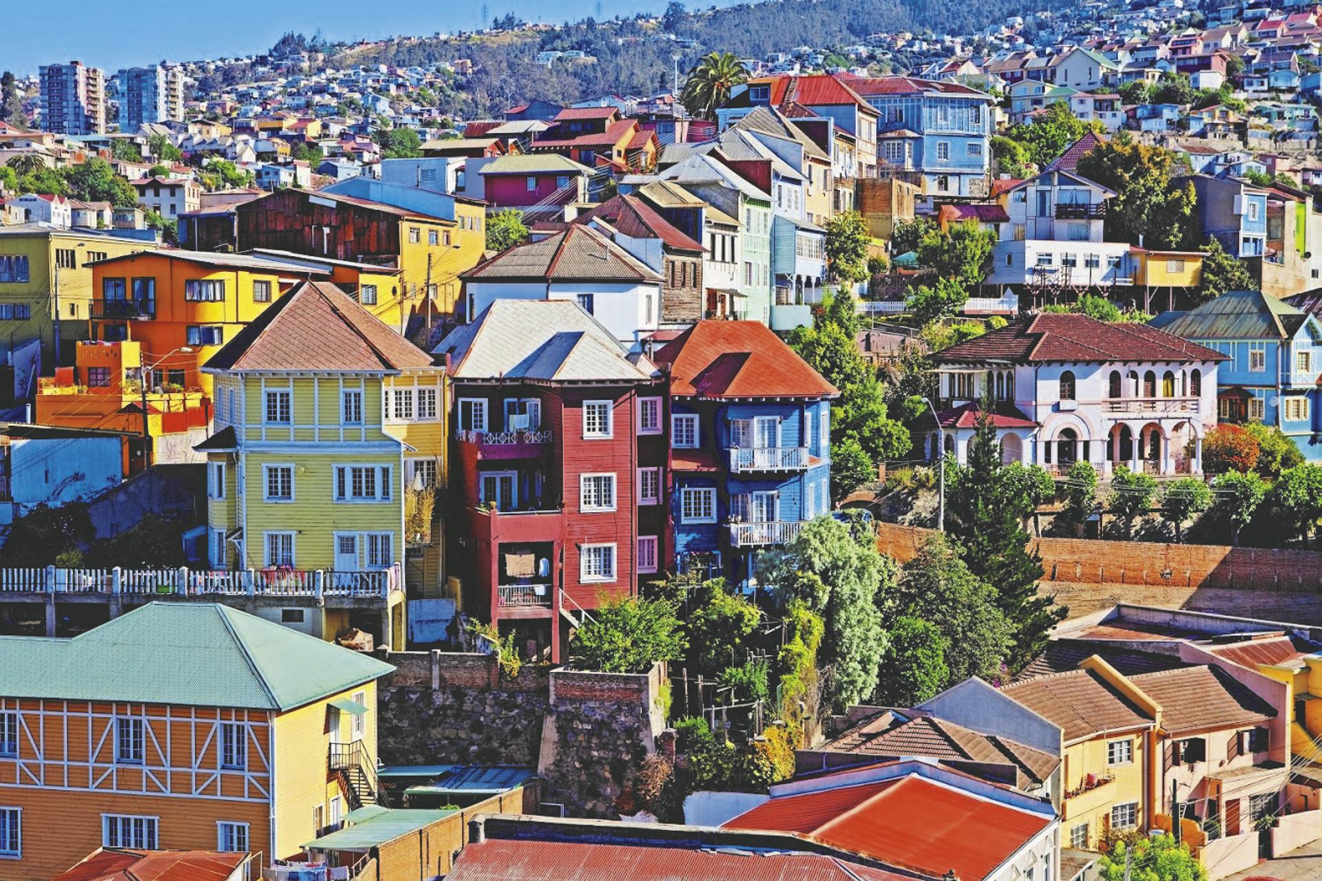 Valparaiso ©John W Banagan