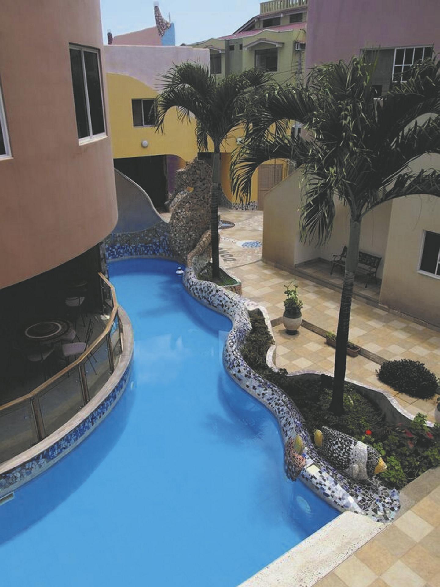 Hotel Katarma - Pool