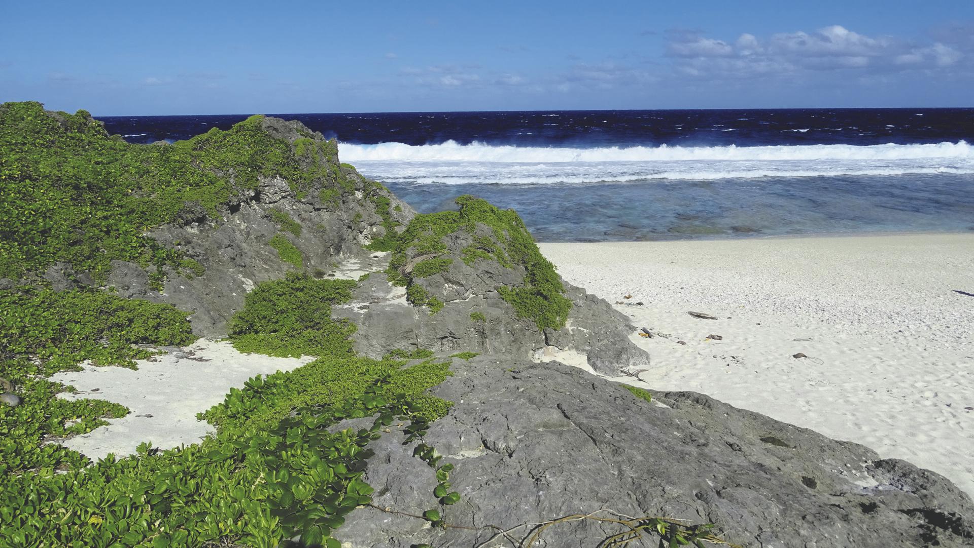 Matai Beach, Atiu