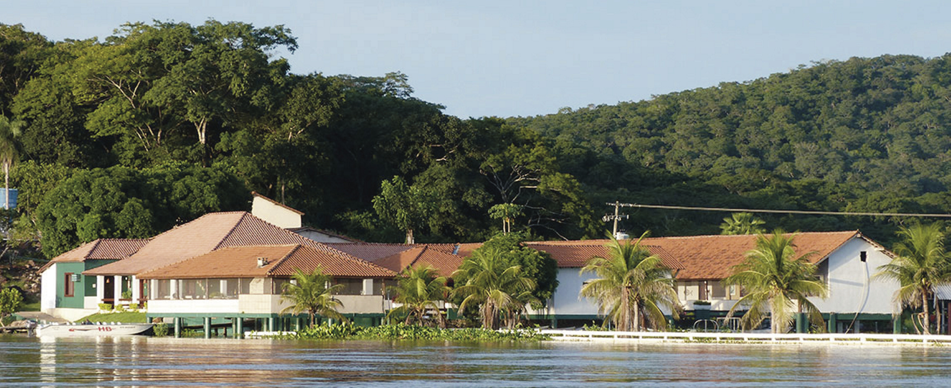 Baiazinha Lodge