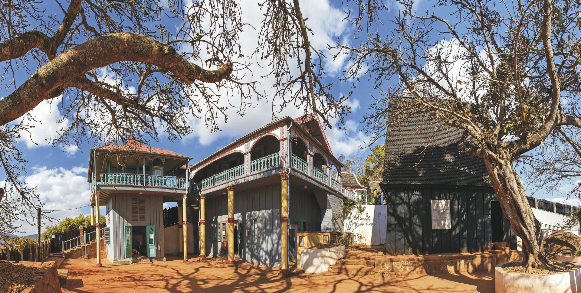 Royal Hill Ambohimanga