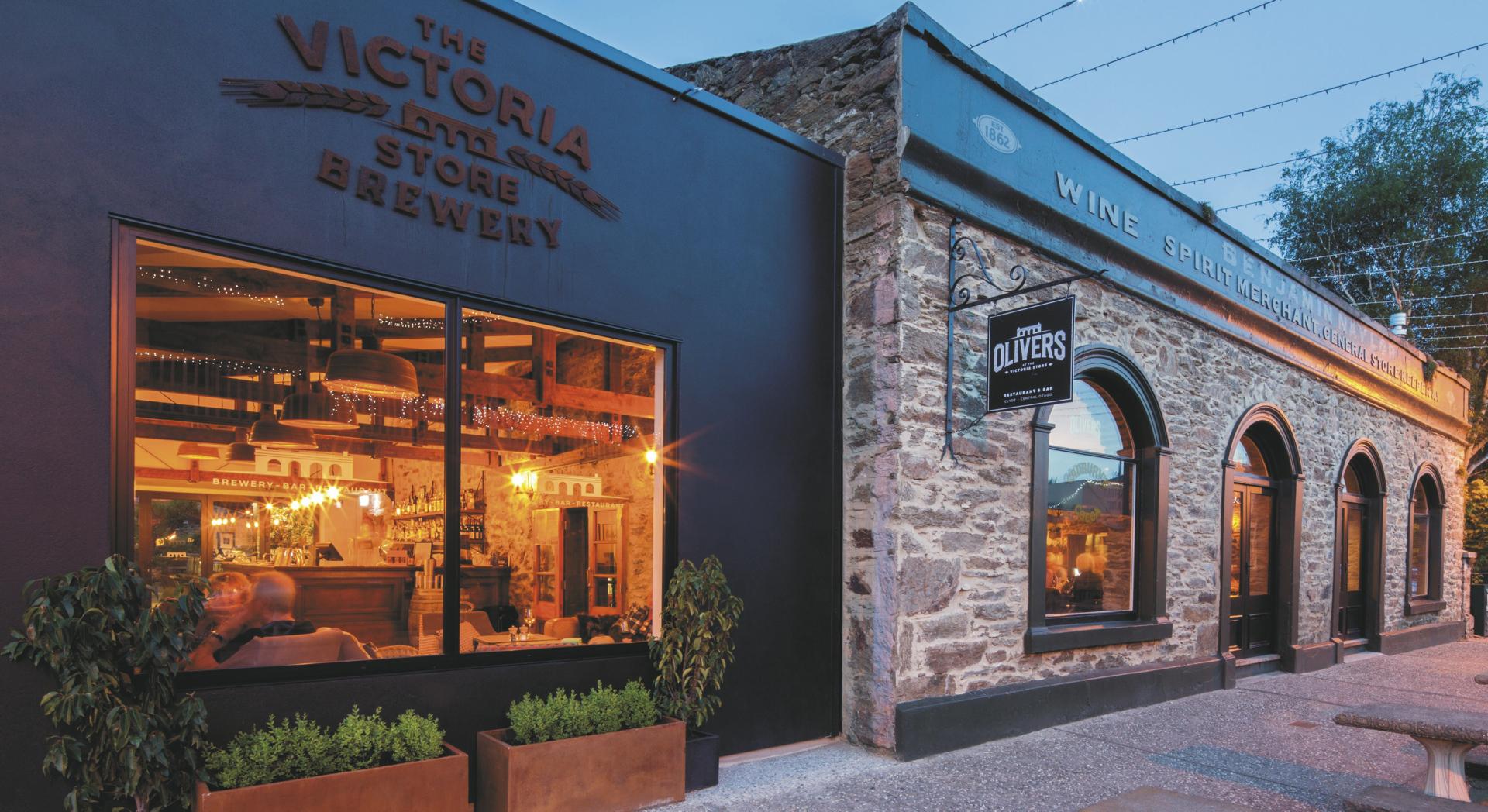 Olivers Restaurant & Lodge
