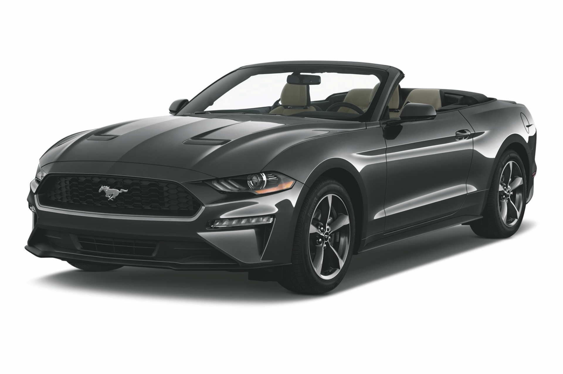 Gruppe STAR (Cabrio), Ford Mustang