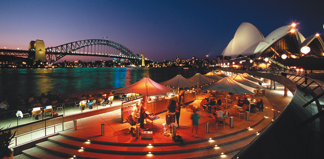 Sydney Opera House & Harbour Bridge