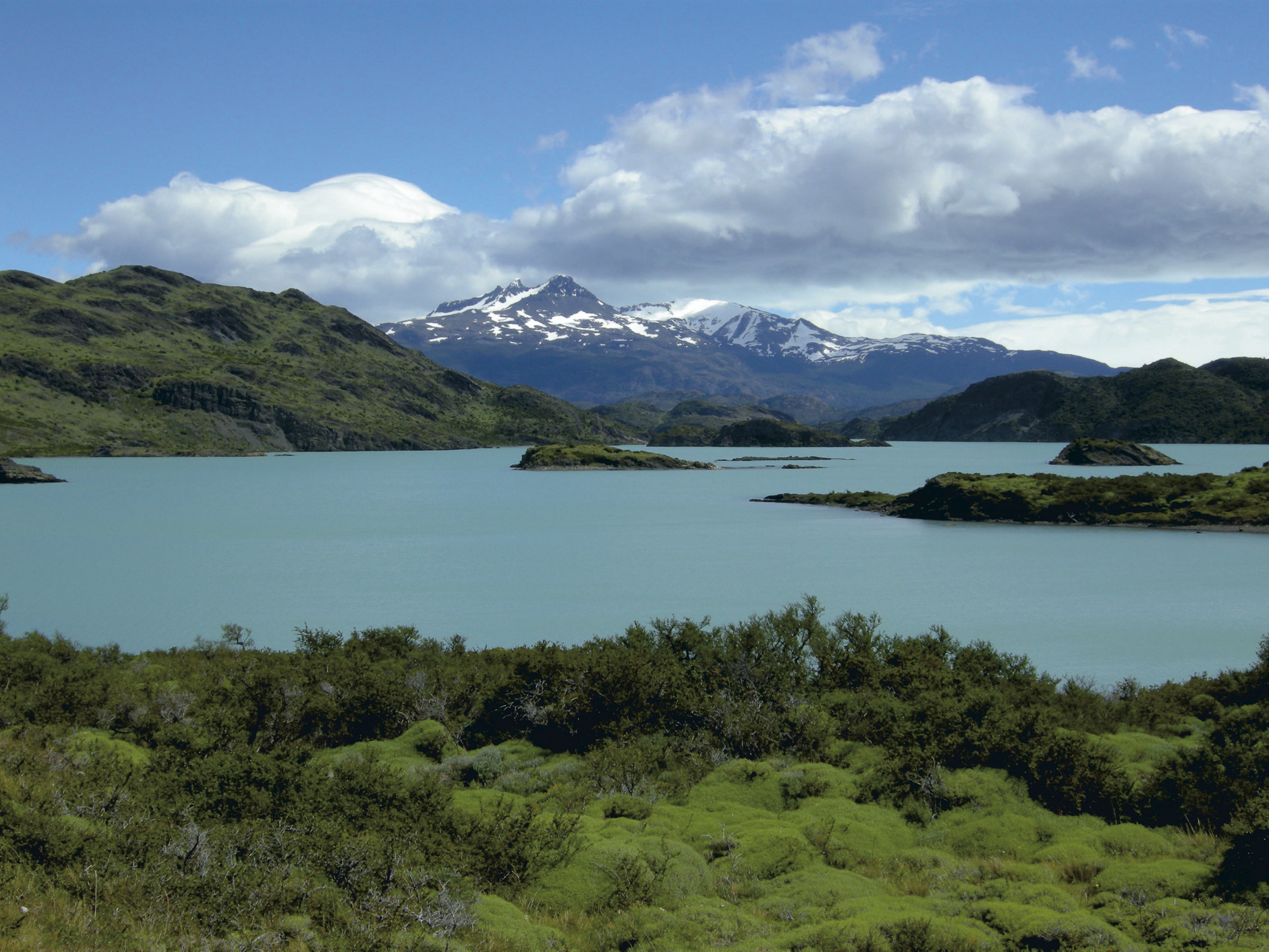 Im Nationalpark Torres del Paine