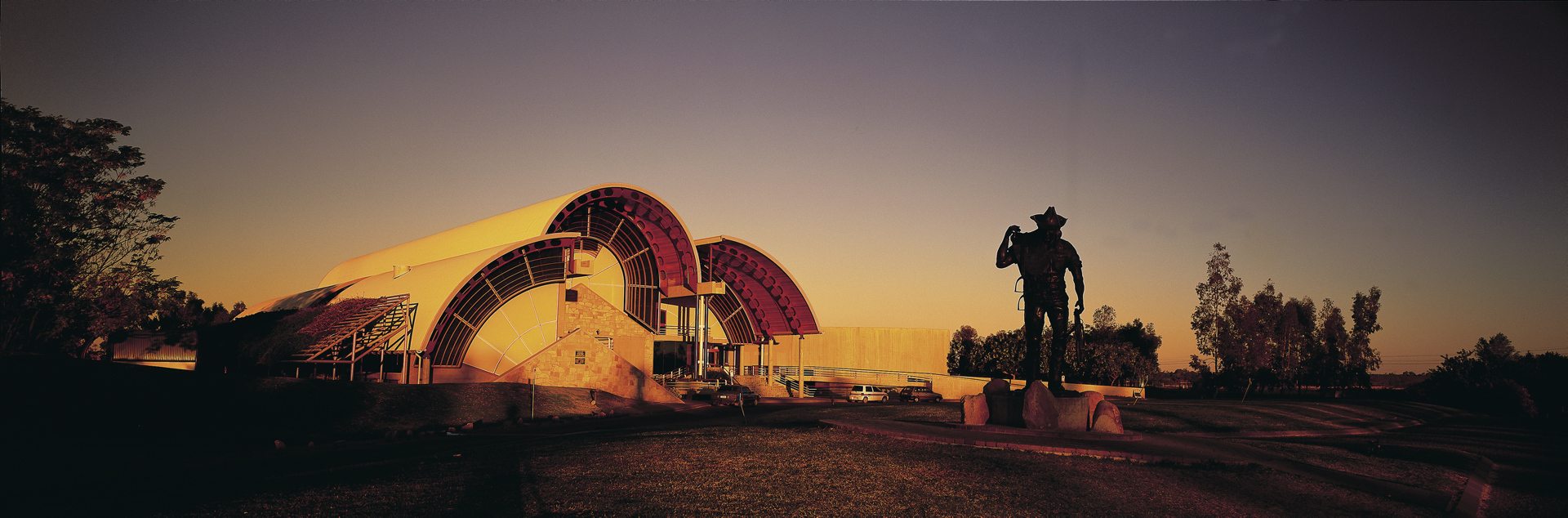 Stockmans Hall of Fame ©Tourism and Events Queensland