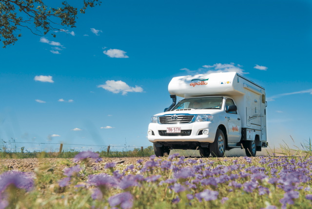 Apollo 4WD Adventure Camper