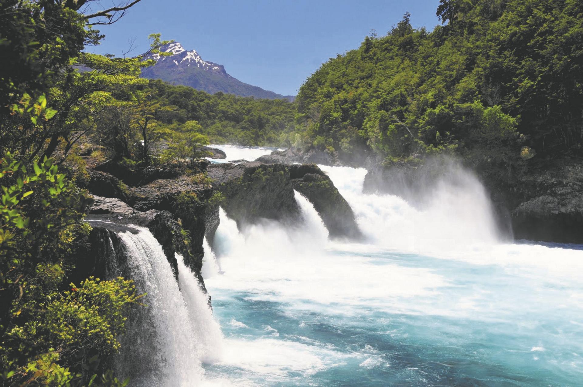 Wasserfälle von Petrohue