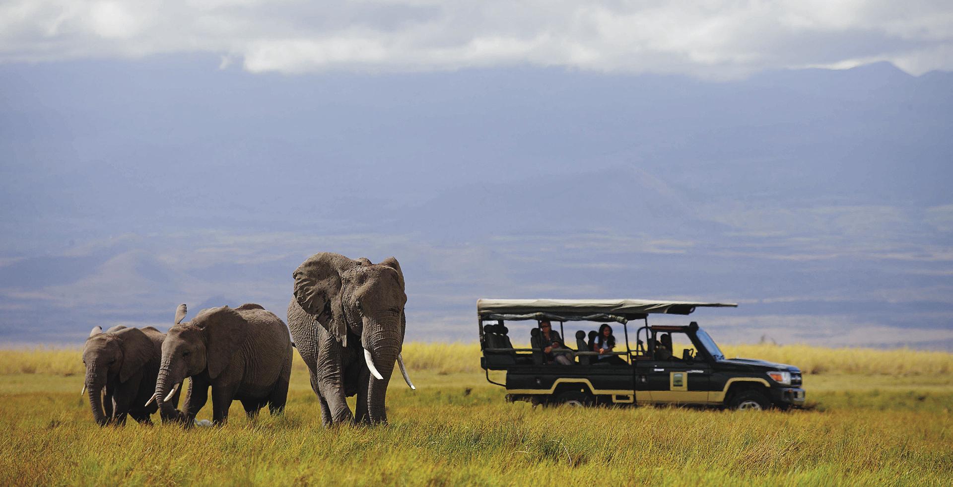 © Elewana; Im Amboseli Nationalpark