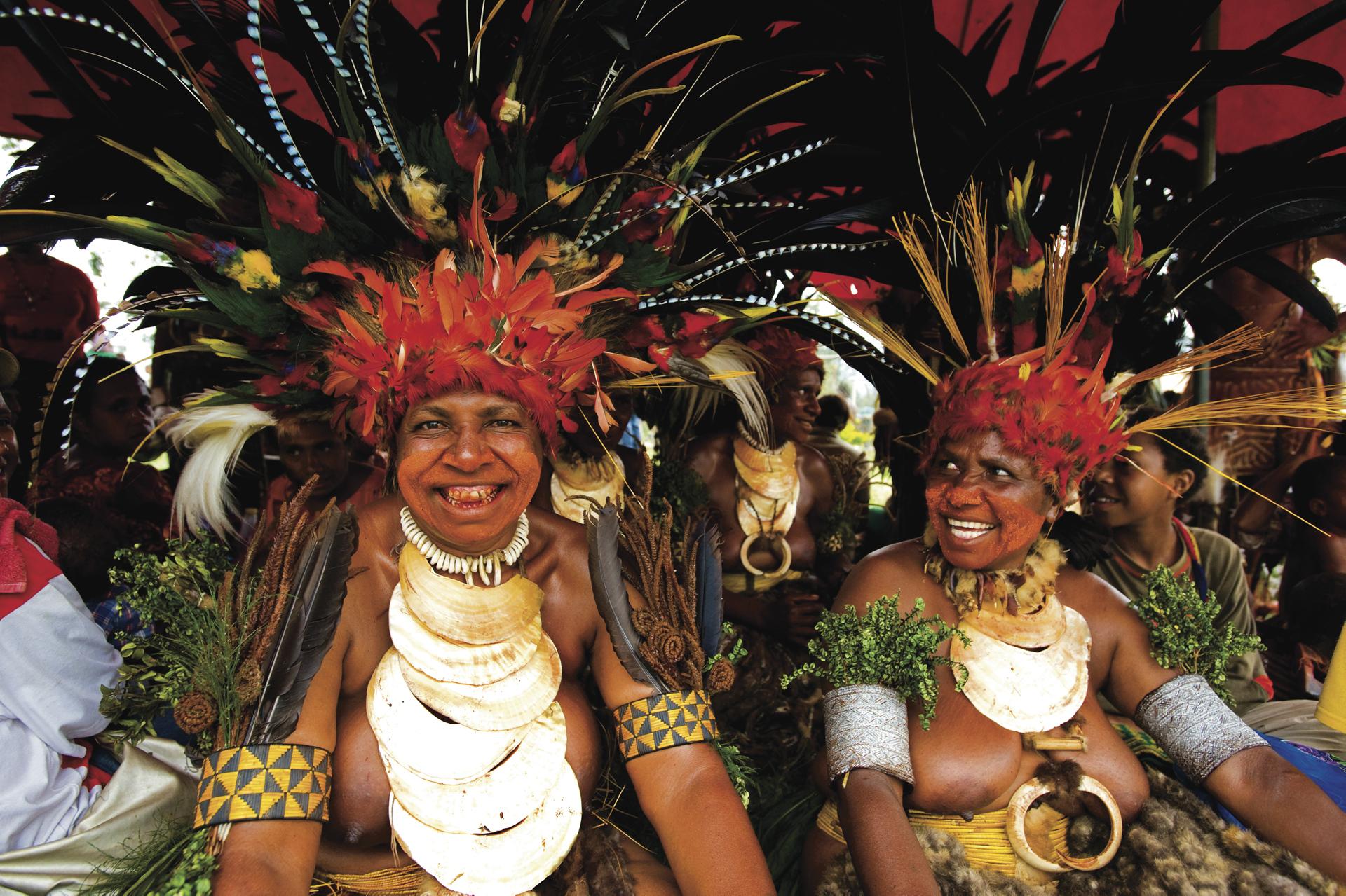 Goroka Kultur-Festival ©KIRKLANDPHOTOS.COM
