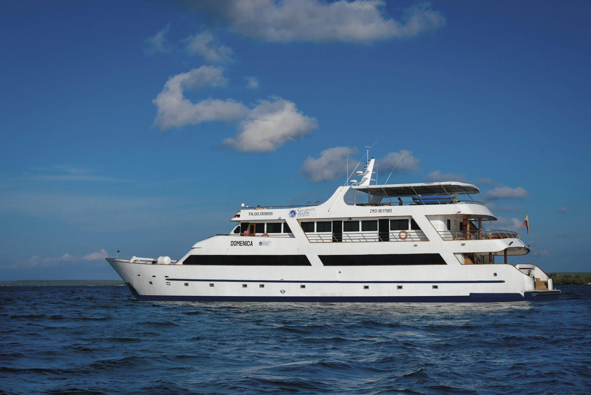 Motoryacht SeaStar Journey