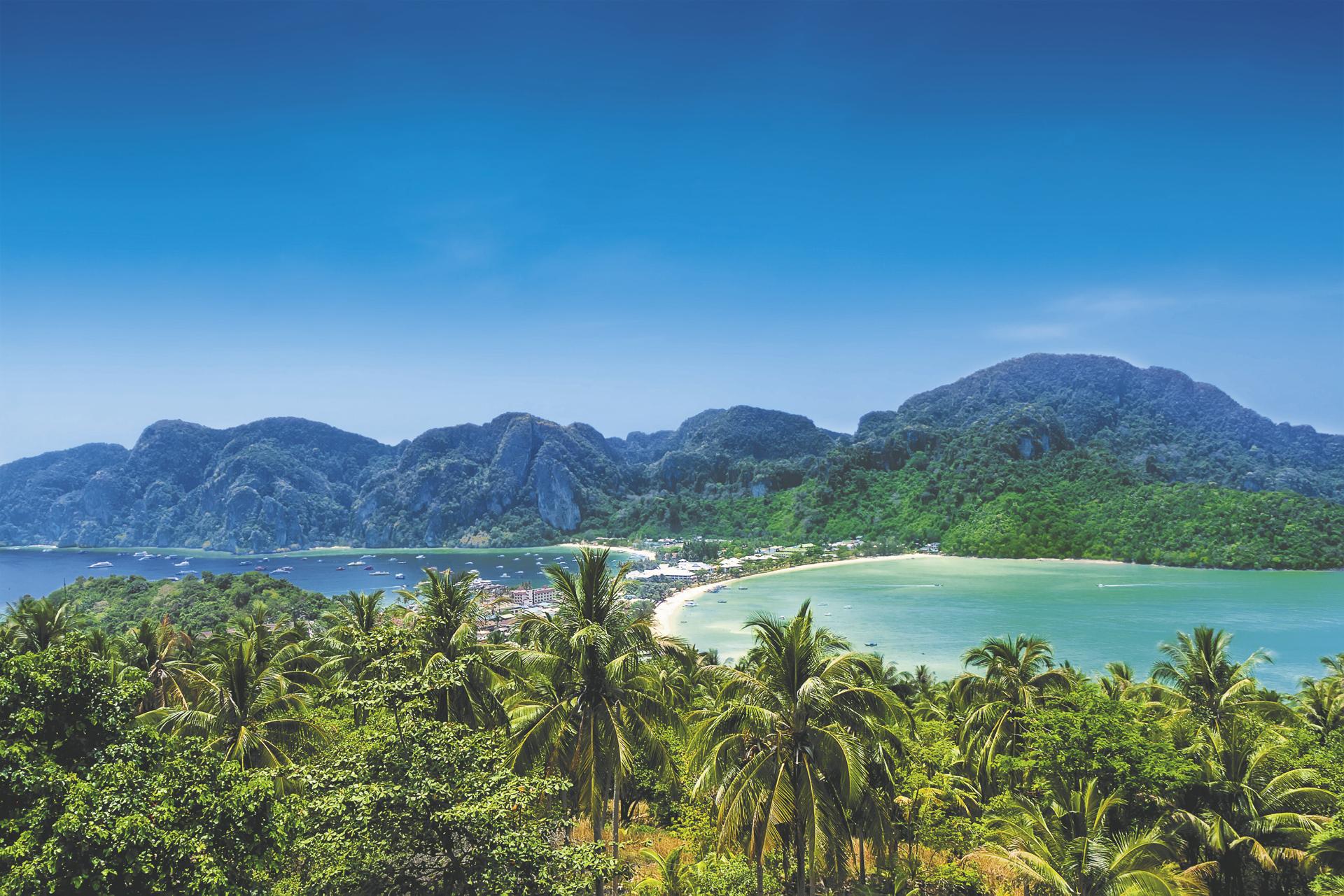 Phi Phi Island bei Krabi - © Preto Perola / Shutterstock