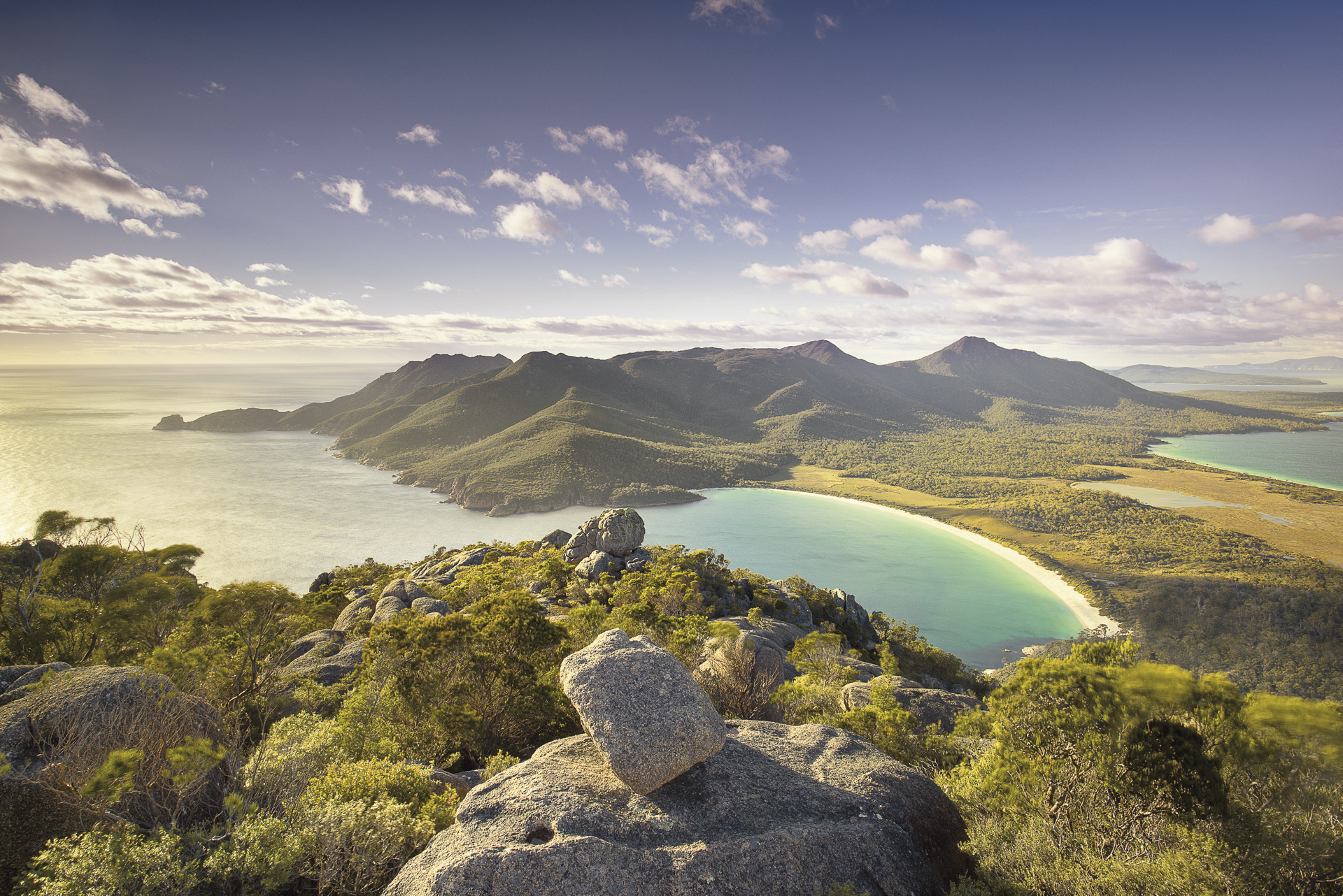 Wineglass Bay Freycinet Nationalpark