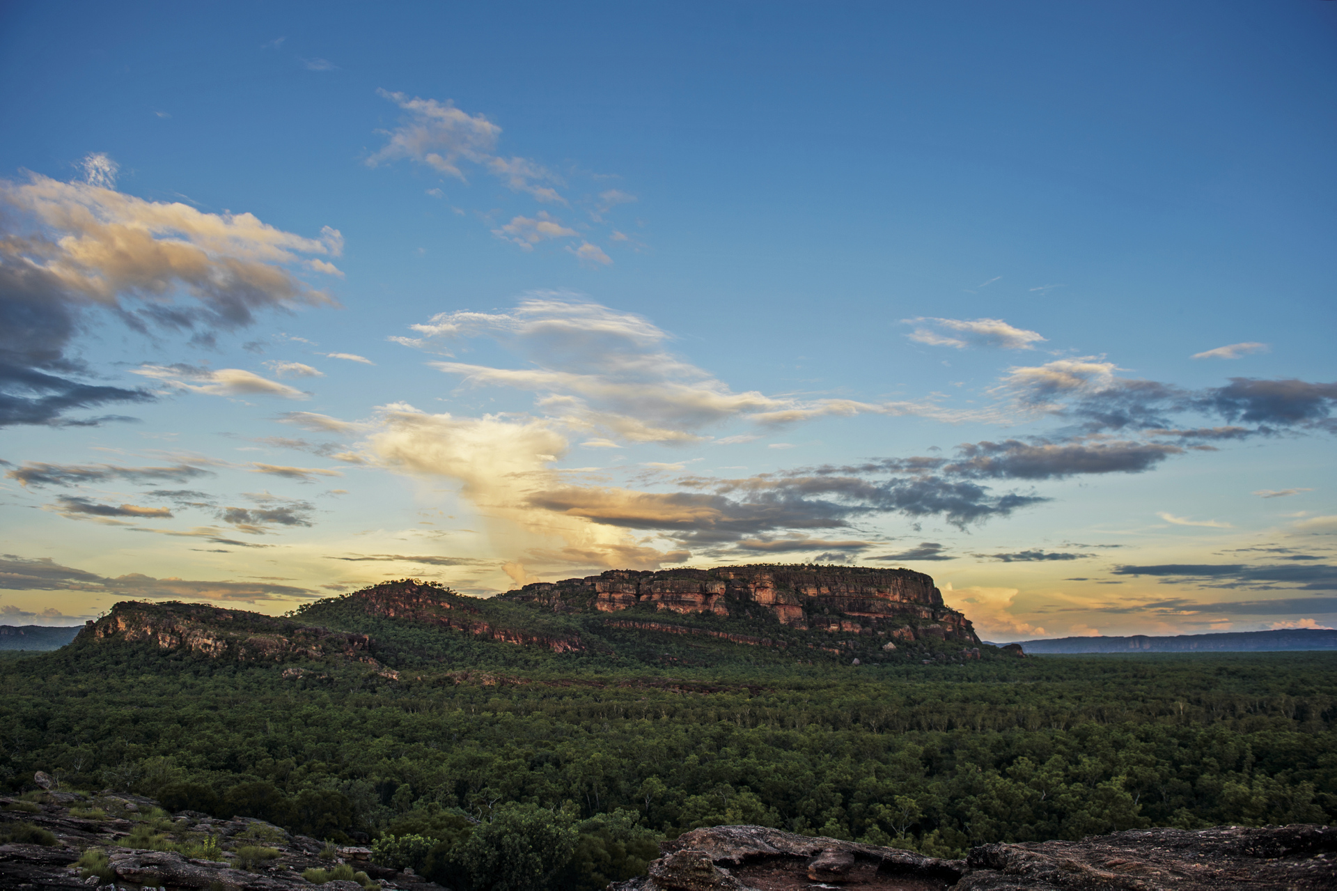 Nourlangie Rock ©Shaana McNaught/Tourism NT