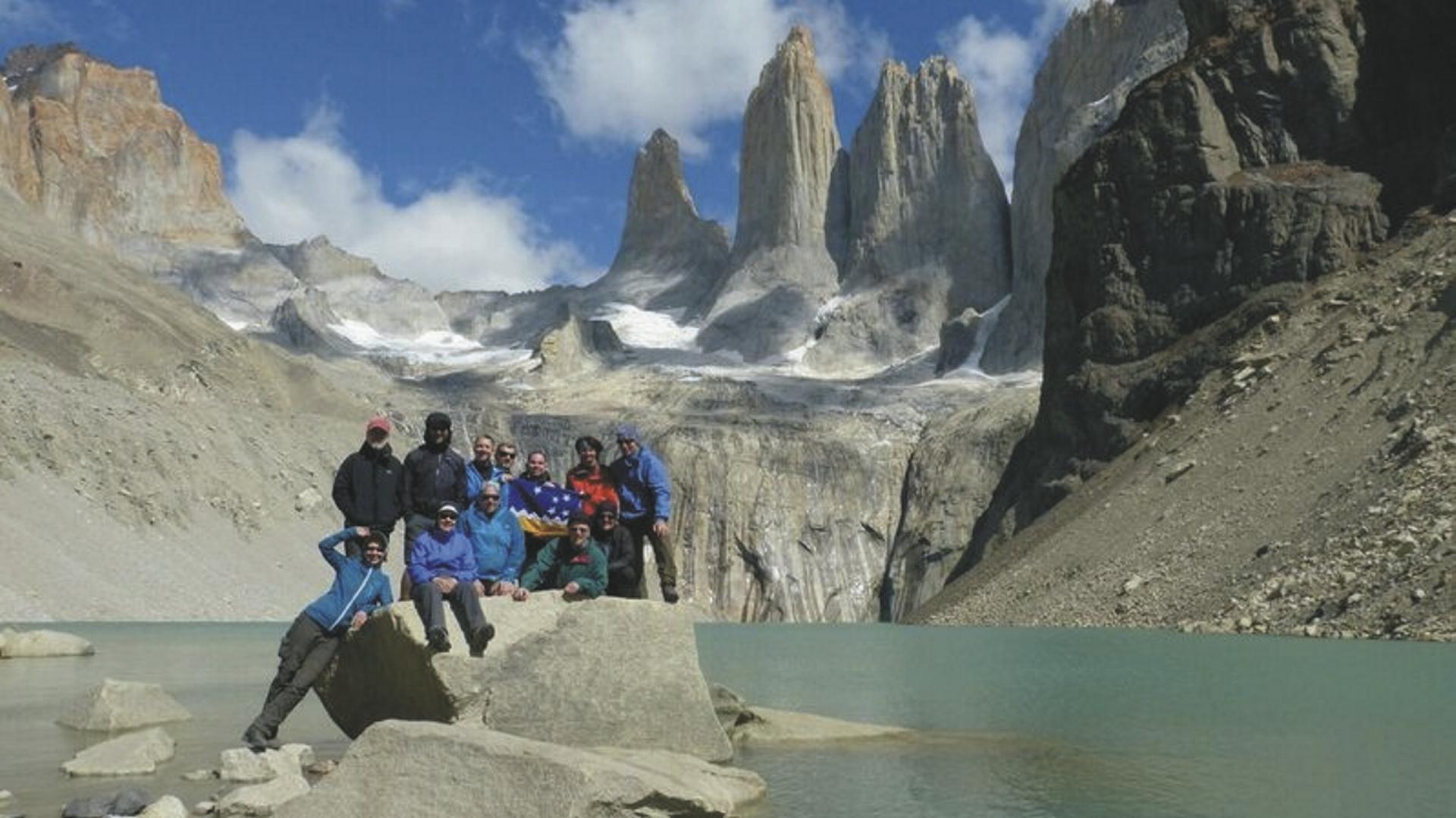 Die Türme im Nationalpark Torres del Paine