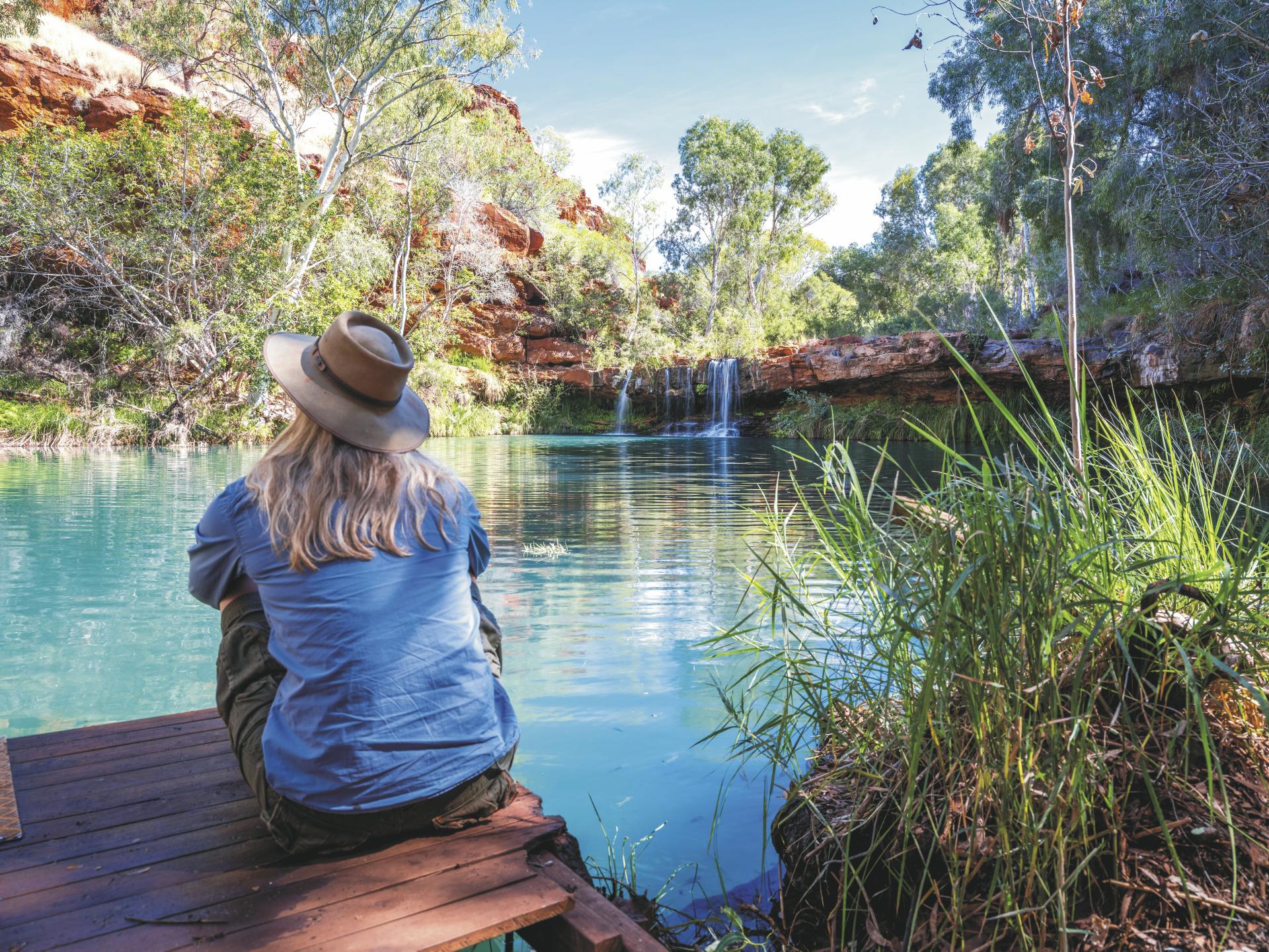 Fern Pool ©Tourism Western Australia