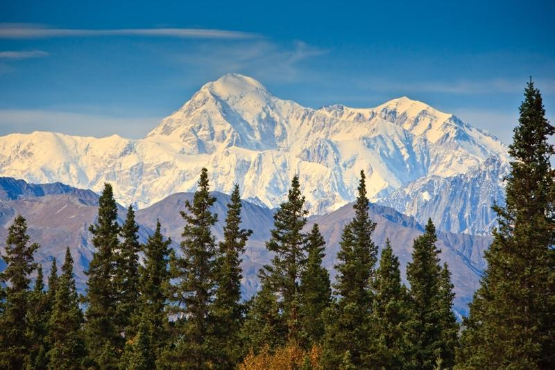 Mt. McKinley, Denali Nationalpark